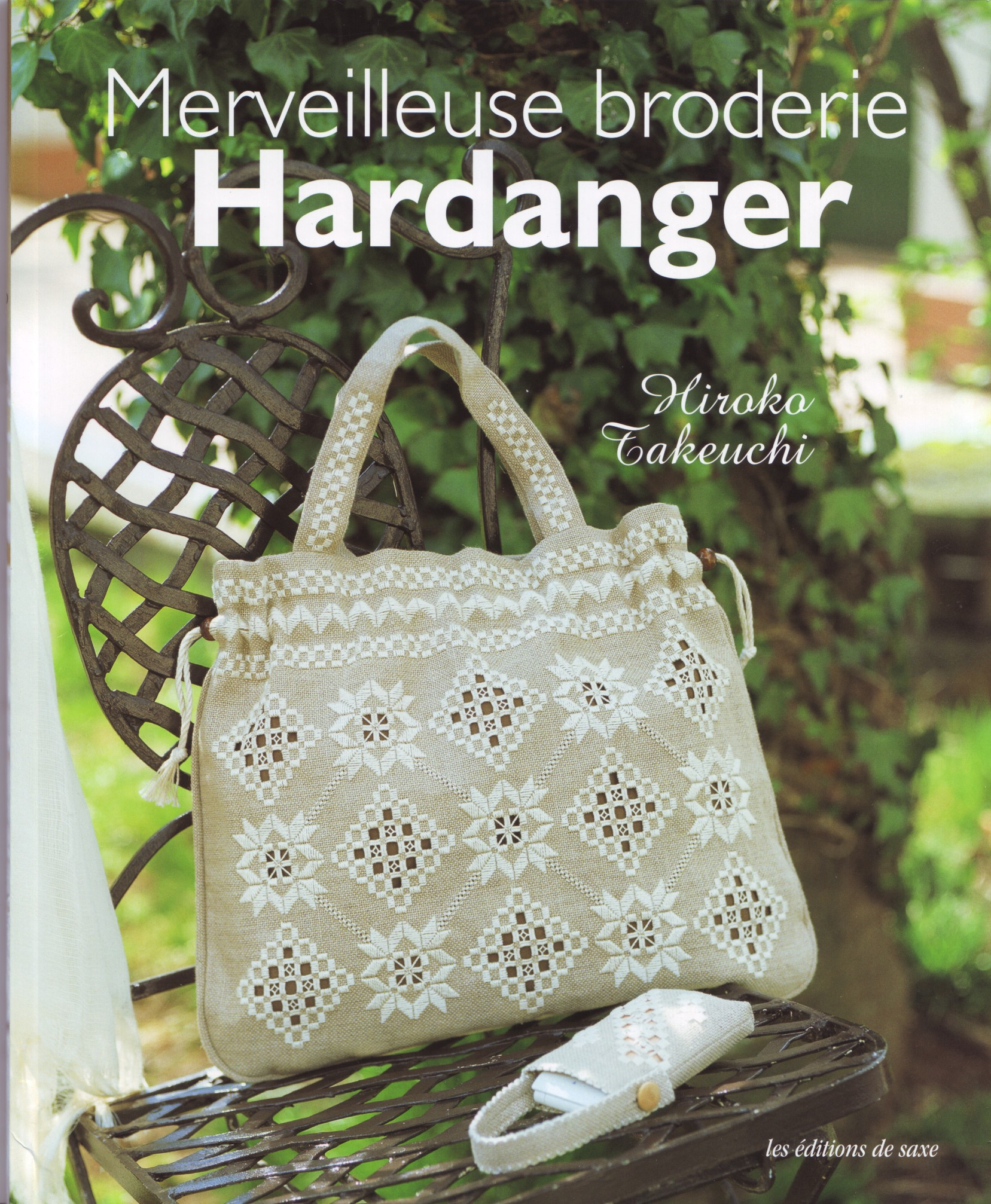 Hardanger boek DMC online borduurplezier